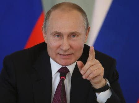 "Putin advierte ""inevitable"" caos internacional si hay nuevas medidas contra Siria"