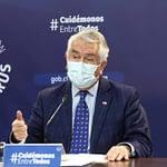 COVID-19: Chile supera los 245 mil contagiados y los 4.500 fallecidos en la última jornada
