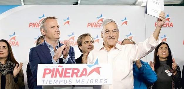 Piñera desecha opciones importantes de Evópoli en definición parlamentaria