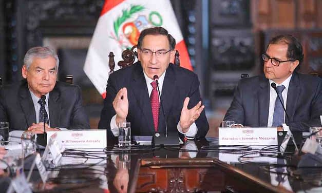 Perú decreta cuarentena general y cierre de fronteras durante 15 días
