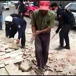Un potente terremoto de 7,5 grados sacude el centro y sur de México