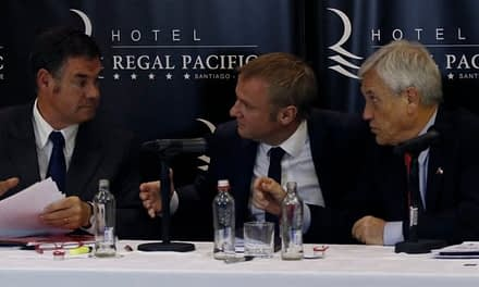 El traspié de Piñera: Corte Interamericana también rechaza Ley Antiterrorista