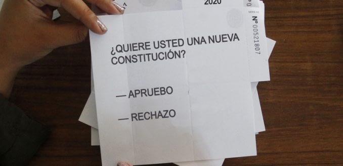 Con llamado a votar sin temor, comandos por el Apruebo cierran campañas de plebiscito