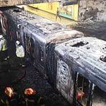 ¿Quién quemó el metro?: Tribunal absuelve a tío y sobrino acusados de incendiar la Estación Pedrero