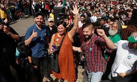 Adimark: Beatriz Sánchez se posiciona en el tercer lugar de la carrera presidencial