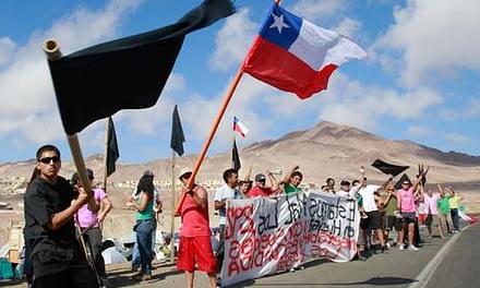 Escondida: Trabajadores no descartan incrementar manifestaciones