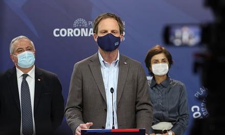 COVID-19: Minsal reporta 22 muertes en la última jornada, cifra más alta desde el arribo de la pandemia