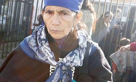 """Caso Luchsinger: Machi Francisca Linconao pide a los fiscales """"no seguir maltratando a los mapuches"""""""