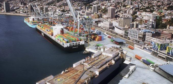 Unesco: Valparaíso debe mitigar impacto del Terminal 2 para mantener status de patrimonio