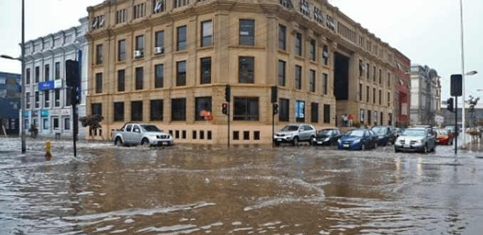 Onemi decreta alerta meteorológica en Antofagasta