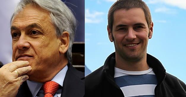 """El ex """"brazo derecho"""" de Piñera, Santiago Valdés, será nuevamente formalizado"""