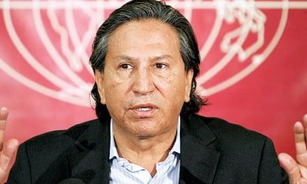Caso Odebrecht: Allanan la casa del expresidente Alejandro Toledo