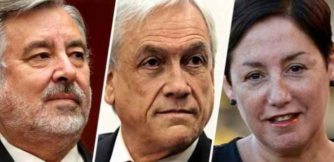 Votos de Beatriz Sánchez: el botín que pelean Alejandro Guillier y Sebastián Piñera