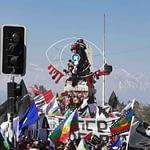 Concentraciones masivas y pacíficas: Chile rememora un año del estallido social ante el silencio del Ejecutivo