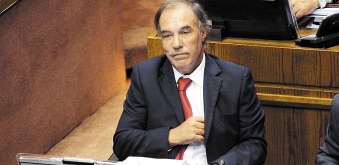 El desaforado senador Jaime Orpis enfrentará juicio oral por caso Corpesca