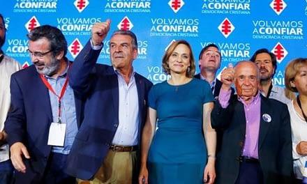 Sector menos conservador de la DC desdramatiza giro derechista de Carolina Goic