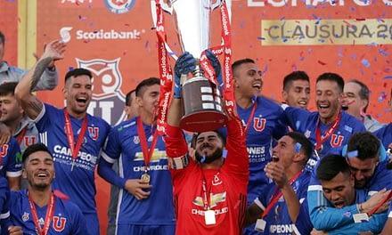 La U es el nuevo campeón del fútbol chileno