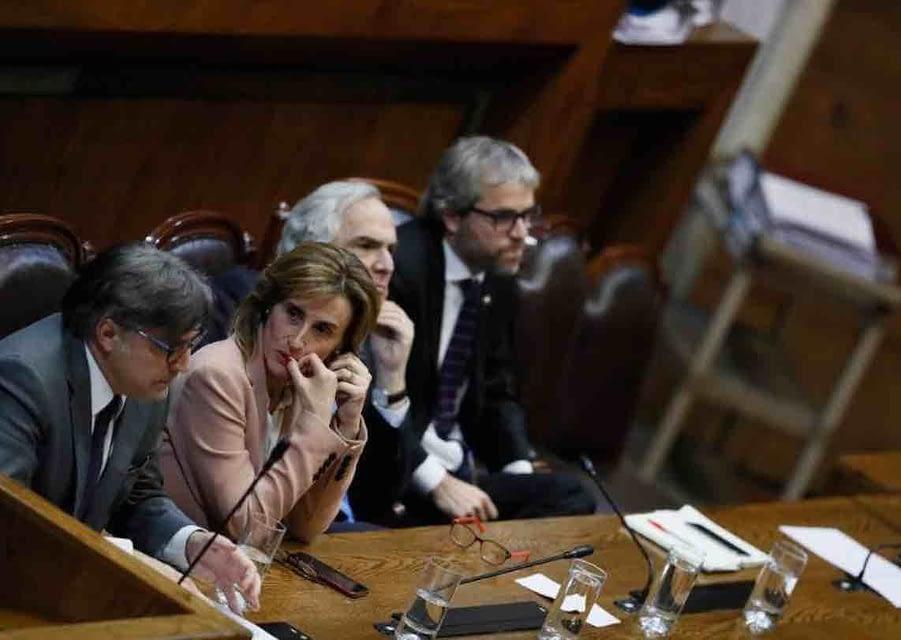 Cámara de Diputados rechaza acusación constitucional en contra de Marcela Cubillos