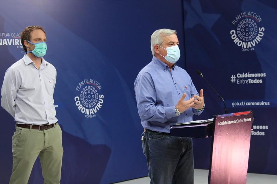 """Jaime Mañalich: """"Cualquier persona es positiva por coronavirus hasta que se demuestre lo contrario"""""""