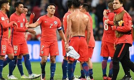 Copa Confederaciones: Otra vez en semifinales