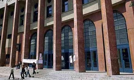 Toma de Derecho de la Universidad de Chile vive horas cruciales ante votación que definirá su continuidad