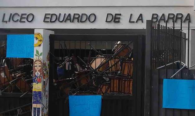 PSU: Colegios tomados y suspensión en Quellón marcan inicio de la versión 2020