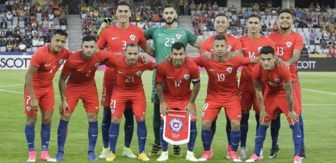 Copa de las Confederaciones: Pese a traspiés, Chile es el favorito
