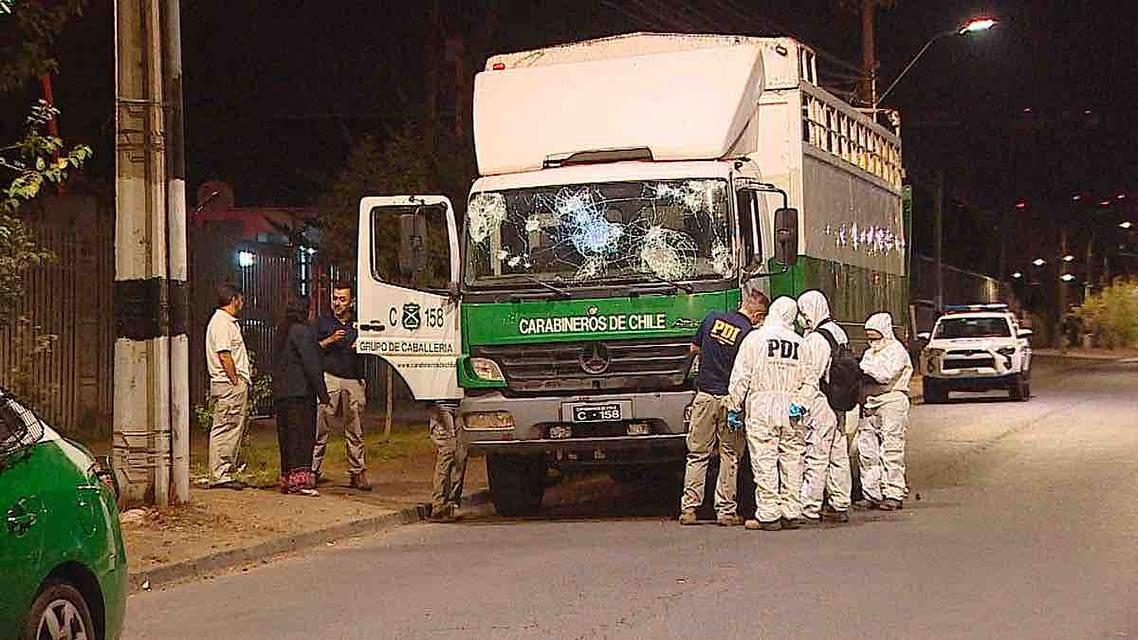 "Subsecretario Galli y asesinato de hincha: ""Se da en un contexto de ataque violento a un vehículo policial"""