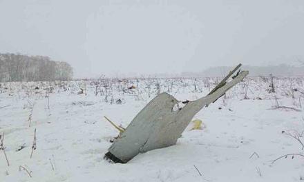 Ningún sobreviviente entre los 71 pasajeros del avión ruso caído cerca de Moscú