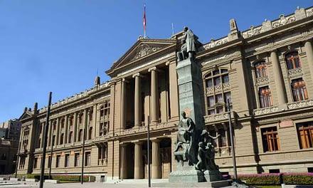 Corte Suprema suspende remoción contra jueces de Rancagua