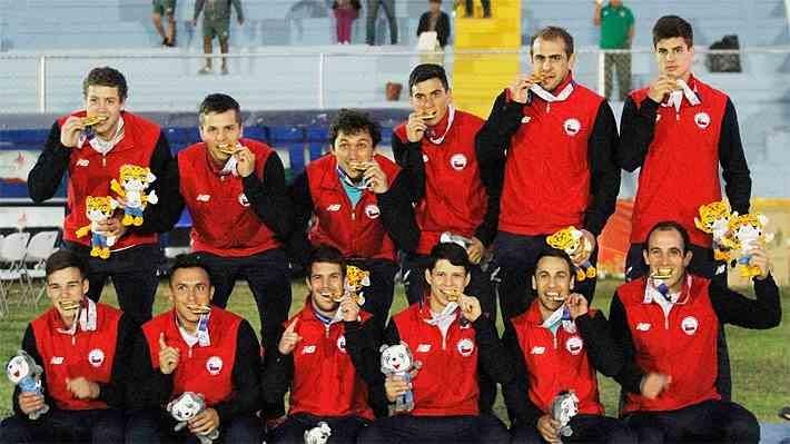 Chile suma 14 oros en Cochabamba en jornada histórica del Rugby