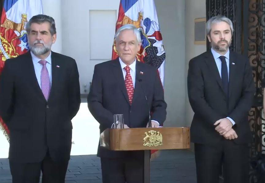 Más facultades para las policías: Presidente anuncia agenda de seguridad y convoca al COSENA