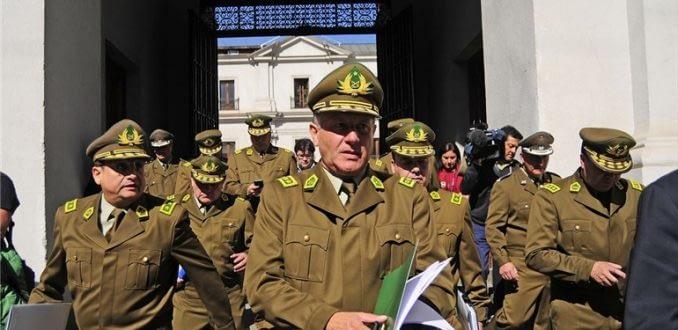 Beatriz Sanchez aumenta presión a carabineros y pide la renuncia de general Villalobos