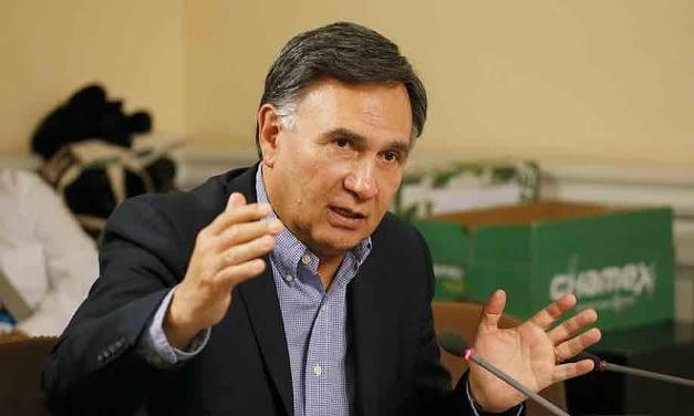 """Diputado (RN) Miguel Mellado: """"El ministro del Interior no tiene luna de miel en La Araucanía"""""""