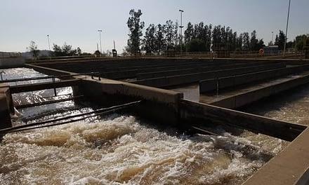 Aguas Andinas anuncia alerta por lluvias cordilleranas