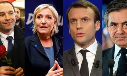 Francia ante cuatro opciones: los caminos que se abren en la elección presidencial