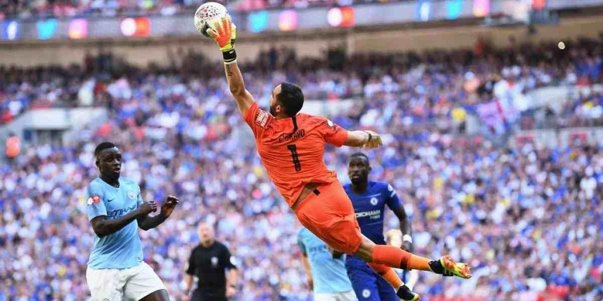 Claudio Bravo sufrió una dramática lesión: Manchester City confirma que se rompió el tendón de Aquiles