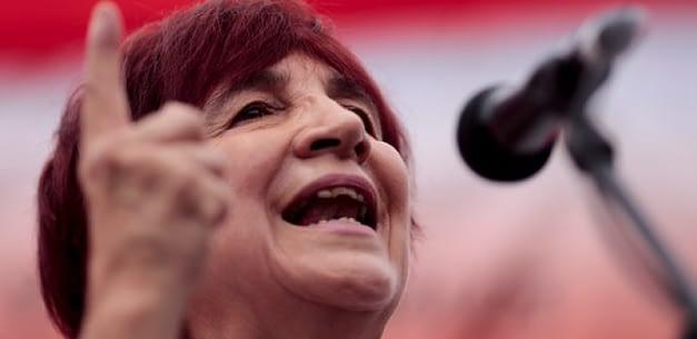 "Carmen Hertz: ""Es intolerable que enriquecimiento ilícito de Pinochet quede impune"""