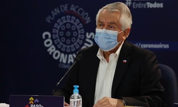 Minsal reporta 57 fallecimientos por COVID-19 y contagios superan los 2 mil casos