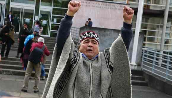 """José Tralcal por caso Luchsinger-Mackay: """"Vamos a volver a ganar el juicio, de eso estamos seguros"""""""