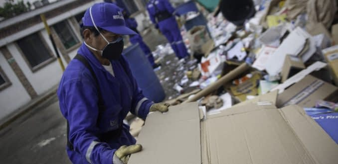 Ley de reciclaje, del oficio a la política pública