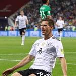 Alemania golea y será rival de Chile en la final de la Confederaciones
