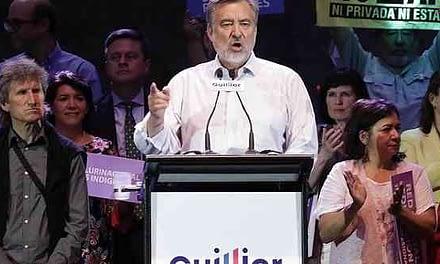 Alejandro Guillier descarta nueva reforma tributaria