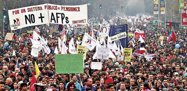 """No + AFP: """"La ministra Krauss sabe que nuestras propuestas son factibles"""""""