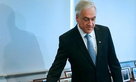 Correo electrónico revela que Sebastián Piñera Morel estaba al tanto de inversión en Exalmar