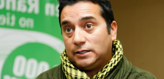 """Cristián Cuevas: """"Los que apoyamos a Mayol somos de origen popular"""""""