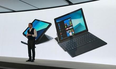 """Batería resistente y lápiz """"mágico"""", los puntos fuertes de las nuevas tablets de Samsung"""