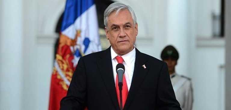 Sebastián Piñera anuncia medidas para superar la crisis que afecta al país