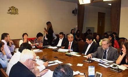 Camila Vallejo pide resolver los principios de la educación superior