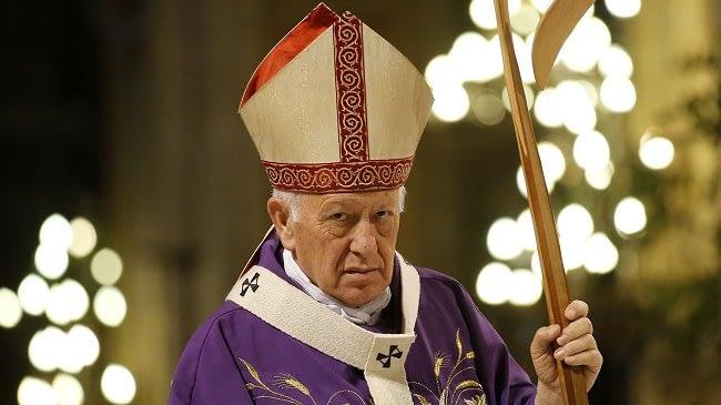 Arzobispo Ezzati: protocolo de abusos sexuales de la Iglesia debe cambiarse